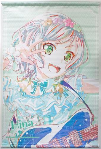 BanG Dream! ガールズバンドパーティ! Ani-Art B2タペストリー vol.2 Pastel*Palettes 氷川日菜