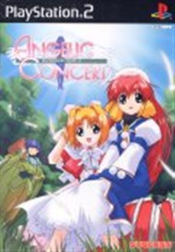 エンジェリック コンサート 【PS2】