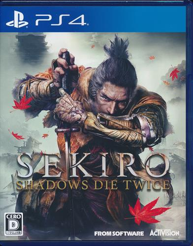 SEKIRO:SHADOWS DIE TWICE (通常版) (PS4版)