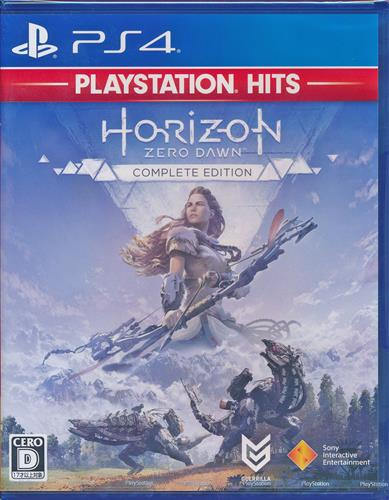 Horizon Zero Dawn Complete Edition PlayStation Hits 【PS4】