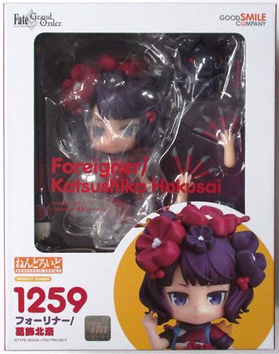 ねんどろいど 1259 Fate/Grand Order フォーリナー/葛飾北斎
