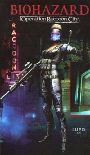 PLAY ARTS改 BIOHAZARD Operation Raccoon City ルポ 【フィギュア】[スクウェア・エニックス]
