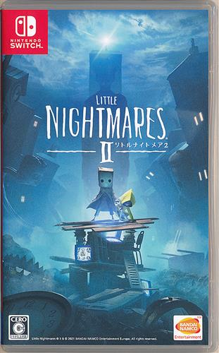 LITTLE NIGHTMARES II (Nintendo Switch版)