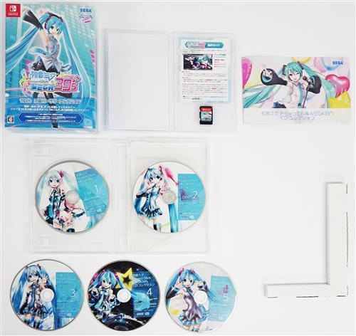 初音ミク Project DIVA MEGA39's 10thアニバーサリーコレクション