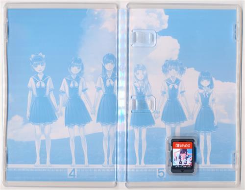 LoVeR Kiss コスチュームデラックスパック (Nintendo Switch版)
