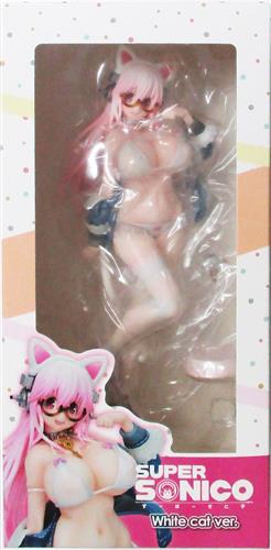 すーぱーそに子 すーぱーそに子 White cat Ver. 【フィギュア】[ユニオンクリエイティブ]
