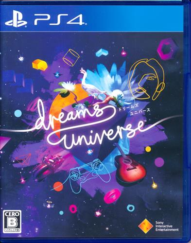 Dreams Universe 【PS4】