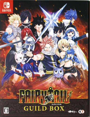 FAIRY TAIL GUILD BOX (Nintendo Switch版)