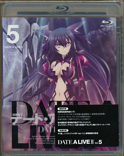 デート・ア・ライブ II 5 初回限定生産版