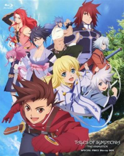 テイルズ オブ シンフォ二ア THE ANIMATION スペシャルプライス Blu-ray BOX