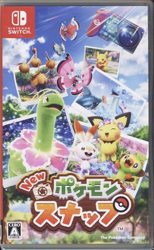 New ポケモンスナップ 【Nintendo Switch】