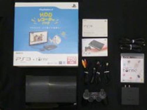 PlayStation 3 HDDレコーダーパック 250GB チャコール・ブラック