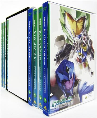 機動戦士ガンダム00 セカンドシーズン 全7巻セット (1巻・7巻のみ初回生産版)