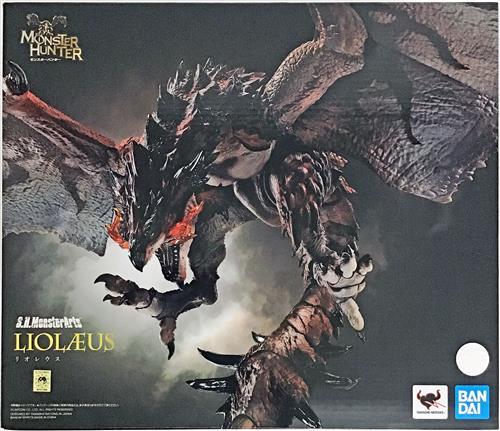 S.H.MonsterArts モンスターハンターワールド:アイスボーン リオレウス