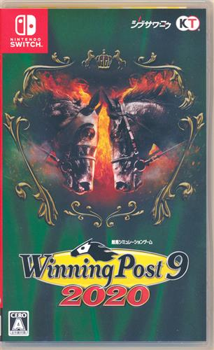 Winning Post 9 2020 (Nintendo Switch版) 【Nintendo Switch】
