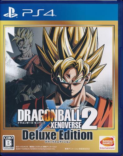 ドラゴンボール ゼノバース 2 デラックスエディション 【PS4】