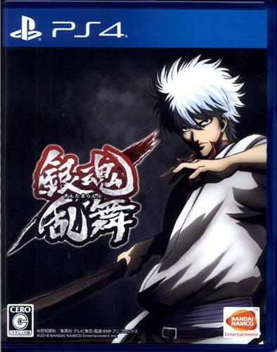 銀魂乱舞 (通常版) (PS4版)