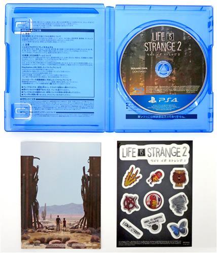 Life Is Strange 2 【PS4】