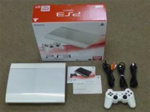 PlayStation 3 クラシック・ホワイト (250GB) (箱説あり完品)