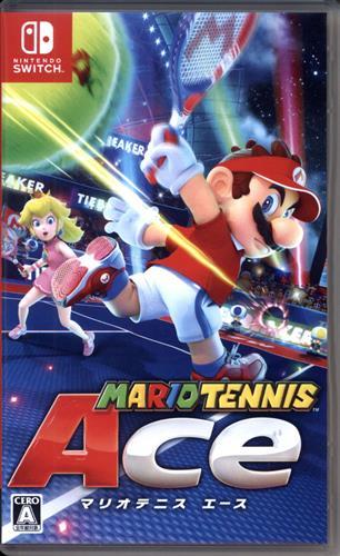 マリオテニス エース 【Nintendo Switch】