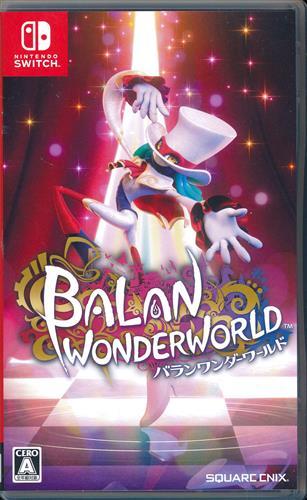 バランワンダーワールド (Nintendo Switch版)