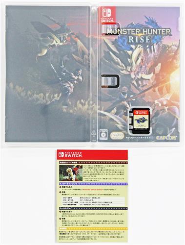 モンスターハンターライズ 【Nintendo Switch】