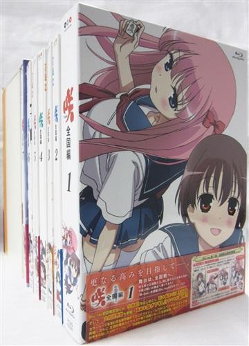 咲-Saki- 全国編 初回限定版 全7巻セット (7巻は特装版)