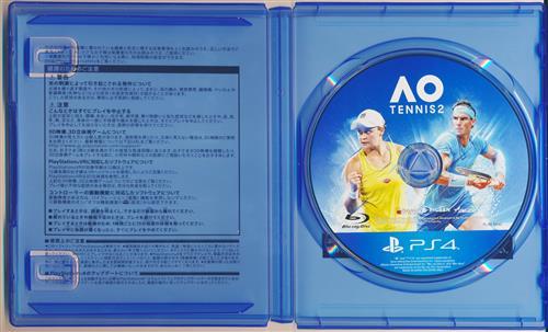 AOテニス 2 (PS4版)