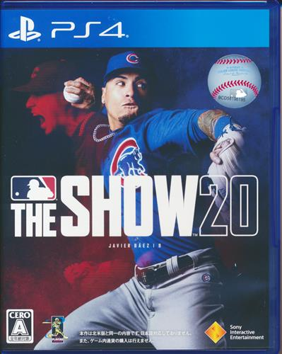 MLB The Show 20 英語版 【PS4】