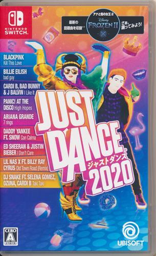 ジャストダンス2020 【Nintendo Switch】