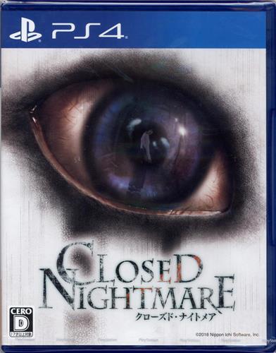 CLOSED NIGHTMARE (PS4版)