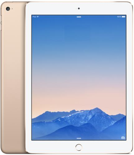 iPad Air2 9.7インチ 128GB ゴールド au (MH1G2J/A)