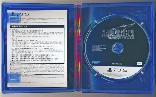 ファイナルファンタジー VII REMAKE INTERGRADE 【PS5】