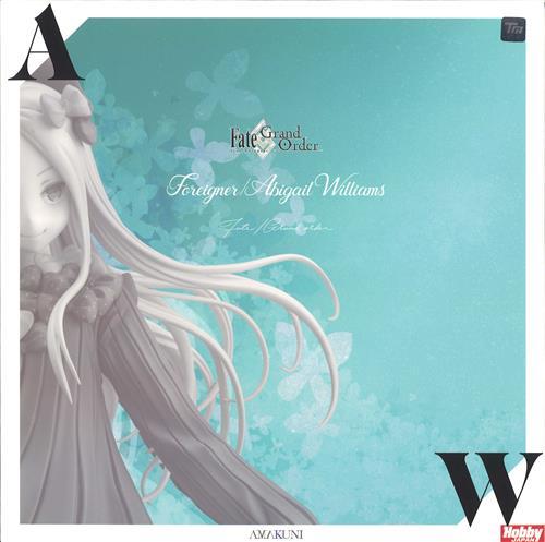 Fate/Grand Order フォーリナー/アビゲイル・ウィリアムズ 【ホビージャパン限定】 【フィギュア】[Hobby JAPAN]