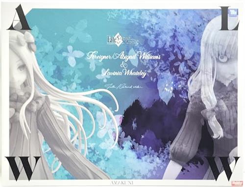 Fate/Grand Order フォーリナー/アビゲイル・ウィリアムズ&ラヴィニア・ウェイトリー 【ホビージャパン限定】 【フィギュア】[Hobby JAPAN]