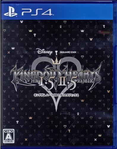 キングダムハーツ -HD 1.5+2.5 リミックス-ト
