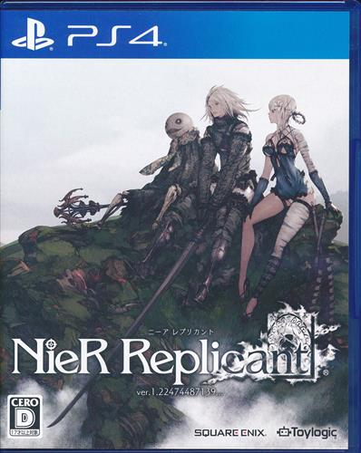 NieR RepliCant ver.1.22474487139… 【PS4】