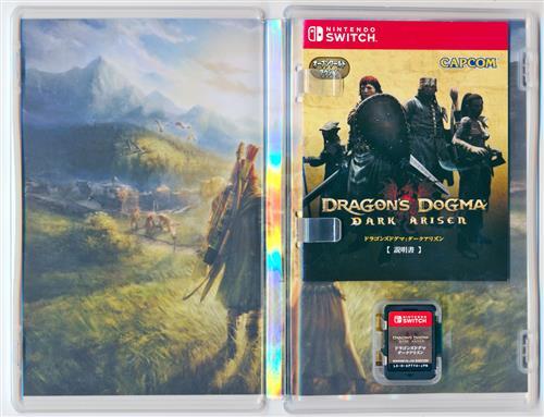 ドラゴンズドグマ:ダークアリズン (通常版) (Nintendo Switch版)