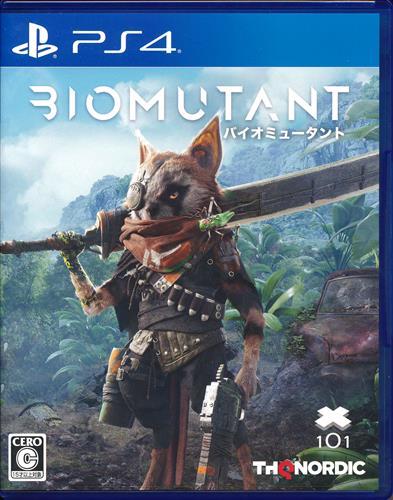 BIOMUTANT 【PS4】