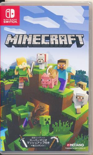 Minecraft (マインクラフト)(Nintendo Switch)