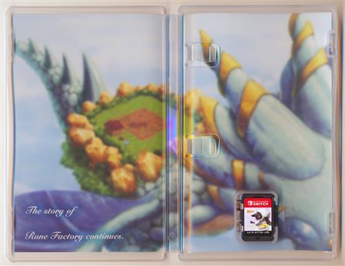 ルーンファクトリー 5 (通常版) 【Nintendo Switch】