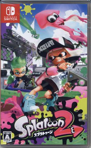 Splatoon 2 【Nintendo Switch】