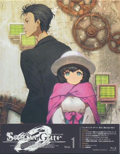 Steins;Gate 0 Vol.1