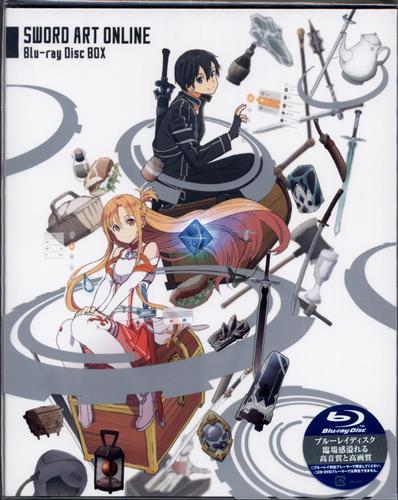 ソードアート・オンライン Blu-ray Disc BOX 完全生産限定版