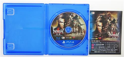 仁王 Complete Edition (通常版) 【PS4】