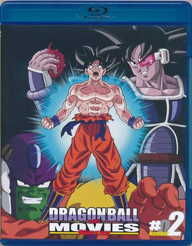 DRAGON BALL THE MOVIES Blu-ray #02