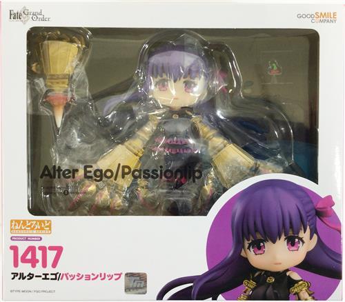 ねんどろいど 1417 Fate/Grand Order アルターエゴ/パッションリップ 【フィギュア】[グッドスマイルカンパニー]