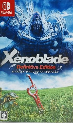 Xenoblade Definitive Edition 【Nintendo Switch】