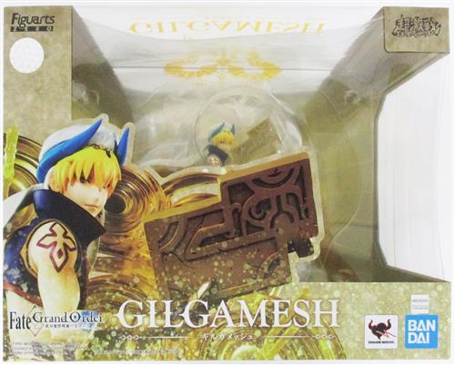 フィギュアーツZERO Fate/Grand Order -絶対魔獣戦線バビロニア- ギルガメッシュ(キャスター)