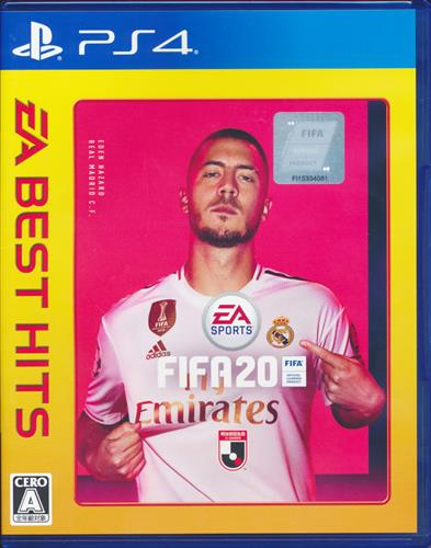 EA BEST HITS FIFA 20 【PS4】